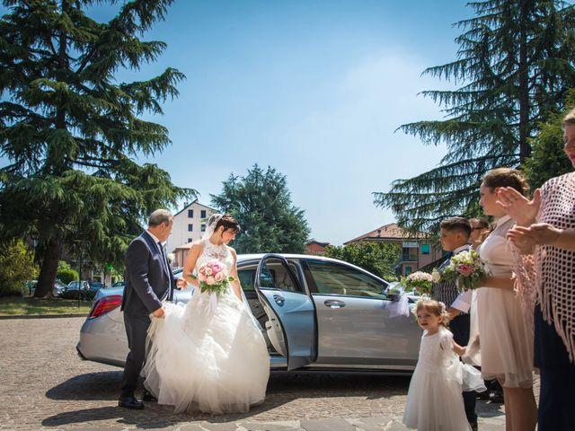 Il matrimonio di Alessandro e Veronica a Nembro, Bergamo 14