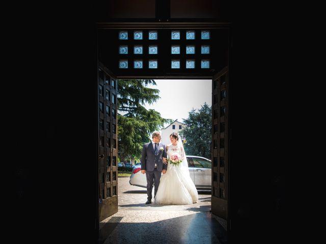 Il matrimonio di Alessandro e Veronica a Nembro, Bergamo 16