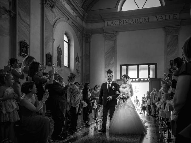 Il matrimonio di Alessandro e Veronica a Nembro, Bergamo 17