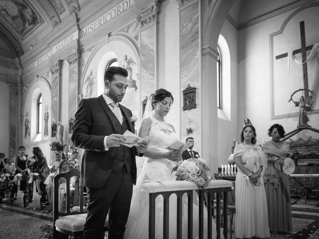 Il matrimonio di Alessandro e Veronica a Nembro, Bergamo 19
