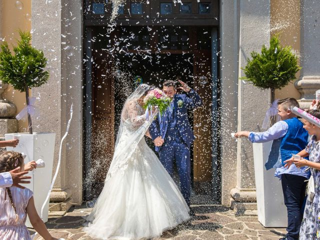 Il matrimonio di Alessandro e Veronica a Nembro, Bergamo 22