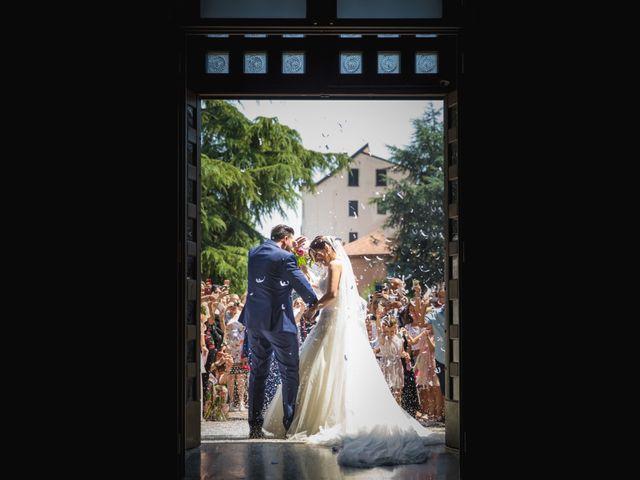 Il matrimonio di Alessandro e Veronica a Nembro, Bergamo 23