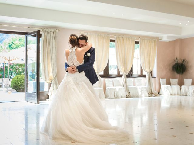 Il matrimonio di Alessandro e Veronica a Nembro, Bergamo 25