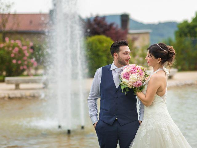 Il matrimonio di Alessandro e Veronica a Nembro, Bergamo 27