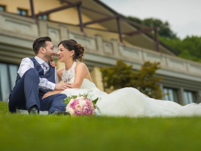 Il matrimonio di Alessandro e Veronica a Nembro, Bergamo 31