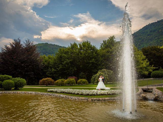 Il matrimonio di Alessandro e Veronica a Nembro, Bergamo 32