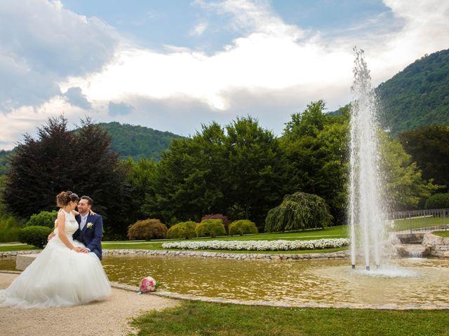 Il matrimonio di Alessandro e Veronica a Nembro, Bergamo 33