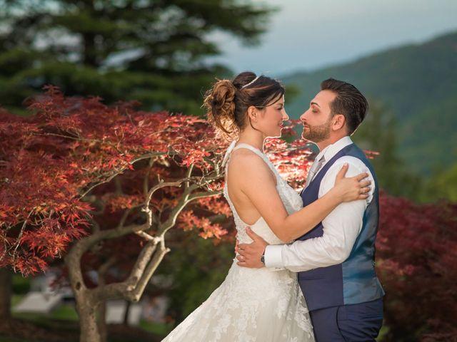 Il matrimonio di Alessandro e Veronica a Nembro, Bergamo 34