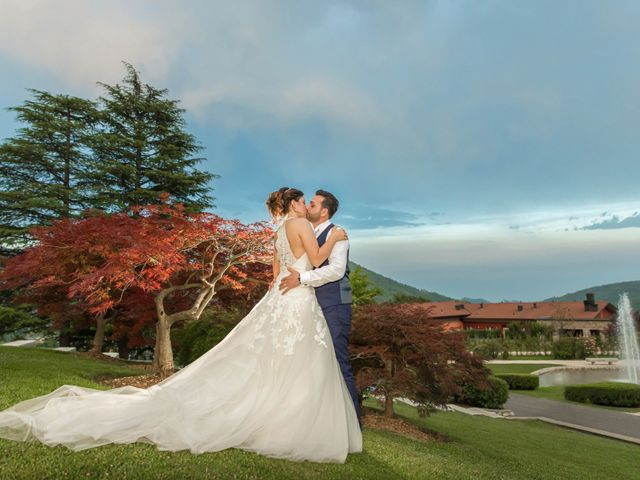 Il matrimonio di Alessandro e Veronica a Nembro, Bergamo 35