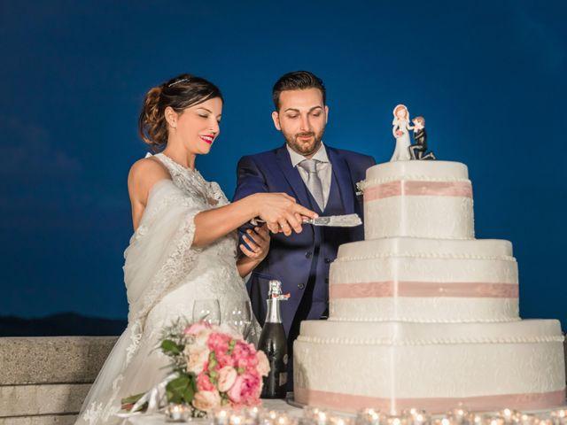 Il matrimonio di Alessandro e Veronica a Nembro, Bergamo 38