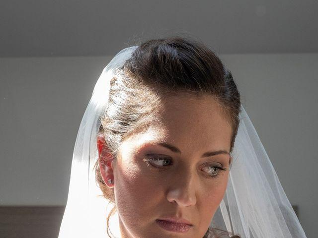 Il matrimonio di Alessio e Federica a Cuggiono, Milano 7