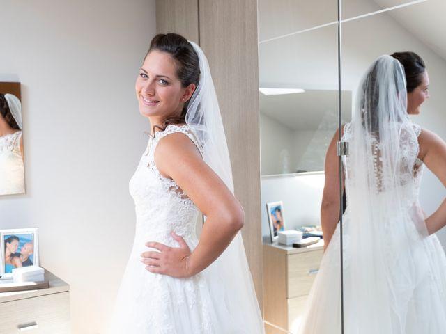 Il matrimonio di Alessio e Federica a Cuggiono, Milano 14