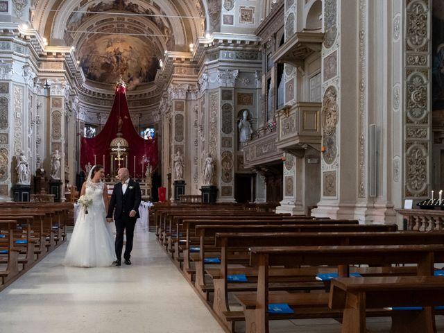 Il matrimonio di Alessio e Federica a Cuggiono, Milano 18