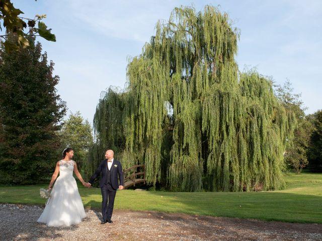 Il matrimonio di Alessio e Federica a Cuggiono, Milano 21