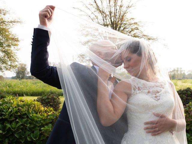 Il matrimonio di Alessio e Federica a Cuggiono, Milano 22