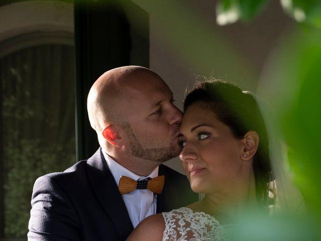 Il matrimonio di Alessio e Federica a Cuggiono, Milano 1