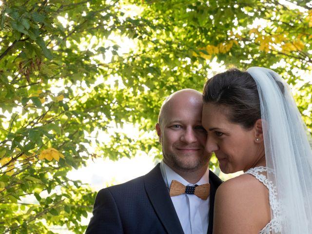 Il matrimonio di Alessio e Federica a Cuggiono, Milano 25