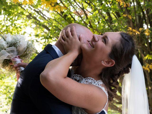 Il matrimonio di Alessio e Federica a Cuggiono, Milano 26
