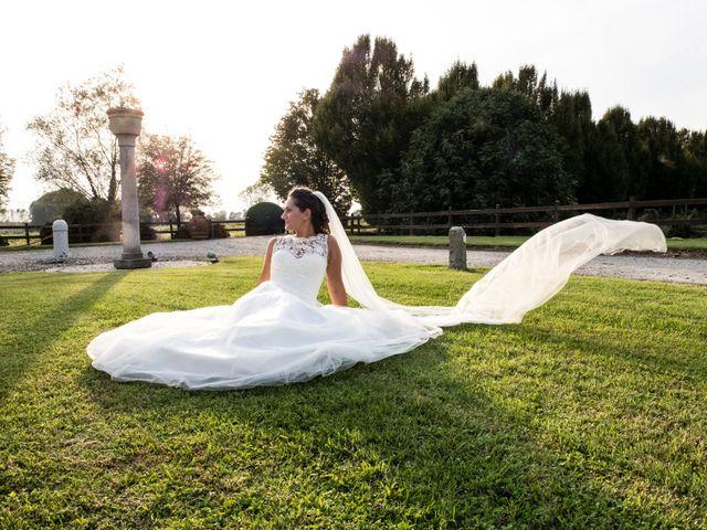 Il matrimonio di Alessio e Federica a Cuggiono, Milano 27