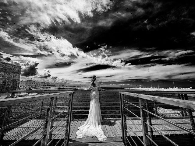 Il matrimonio di Alessio e Veronica a Taranto, Taranto 34