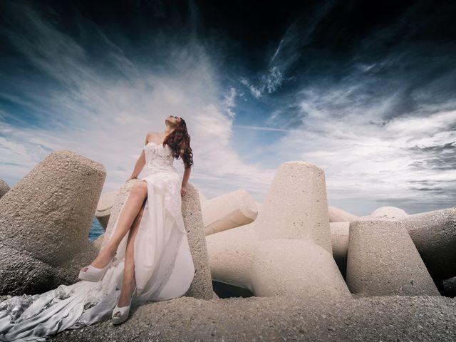 Il matrimonio di Alessio e Veronica a Taranto, Taranto 35