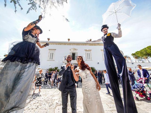 Il matrimonio di Alessio e Veronica a Taranto, Taranto 36