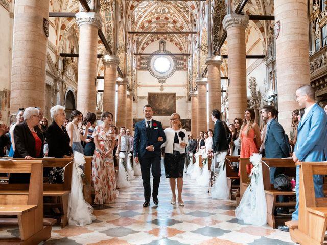 Il matrimonio di Stefano e Rosy a Verona, Verona 13