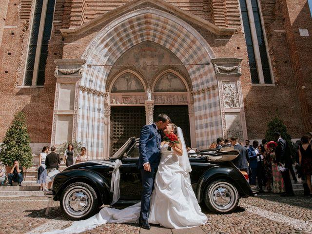 Il matrimonio di Stefano e Rosy a Verona, Verona 18