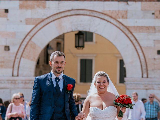 Il matrimonio di Stefano e Rosy a Verona, Verona 23