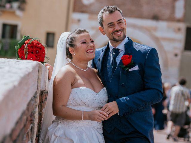 Il matrimonio di Stefano e Rosy a Verona, Verona 24