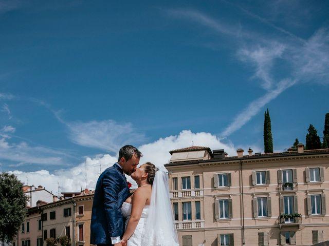 Il matrimonio di Stefano e Rosy a Verona, Verona 26