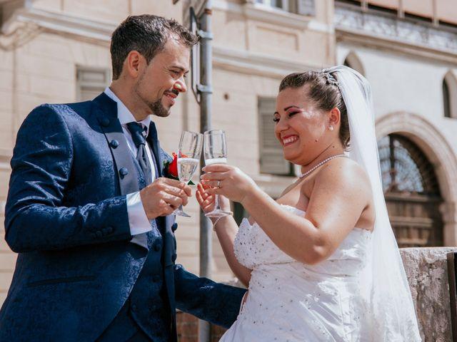 Il matrimonio di Stefano e Rosy a Verona, Verona 27