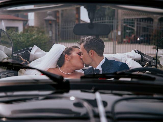 Il matrimonio di Stefano e Rosy a Verona, Verona 36