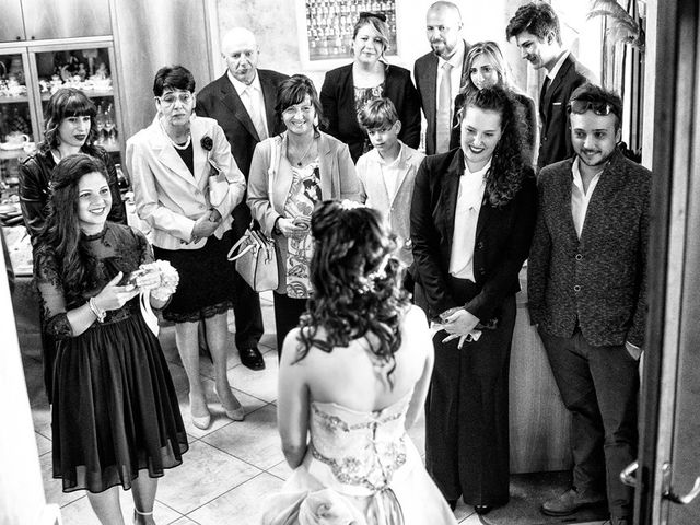 Il matrimonio di Davide e Samanta a Porto Mantovano, Mantova 15