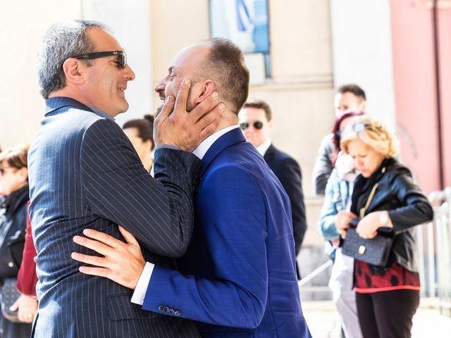 Il matrimonio di Davide e Samanta a Porto Mantovano, Mantova 18