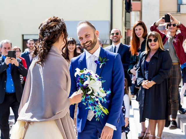 Il matrimonio di Davide e Samanta a Porto Mantovano, Mantova 20