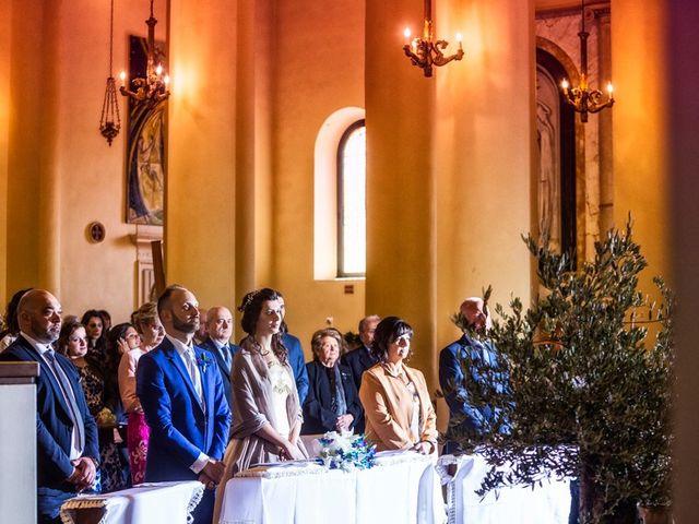 Il matrimonio di Davide e Samanta a Porto Mantovano, Mantova 25