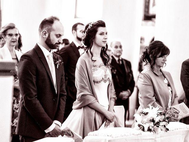 Il matrimonio di Davide e Samanta a Porto Mantovano, Mantova 29
