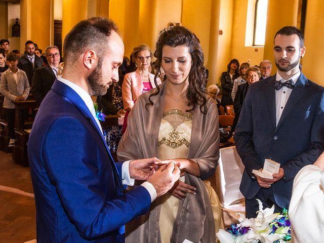 Il matrimonio di Davide e Samanta a Porto Mantovano, Mantova 33