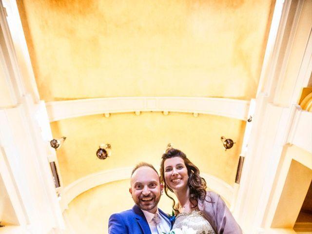 Il matrimonio di Davide e Samanta a Porto Mantovano, Mantova 35
