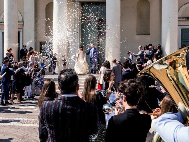 Il matrimonio di Davide e Samanta a Porto Mantovano, Mantova 38