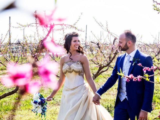Il matrimonio di Davide e Samanta a Porto Mantovano, Mantova 43