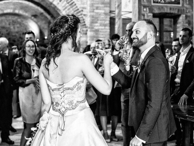 Il matrimonio di Davide e Samanta a Porto Mantovano, Mantova 45