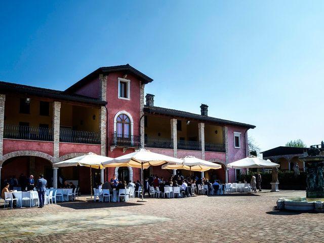 Il matrimonio di Davide e Samanta a Porto Mantovano, Mantova 49