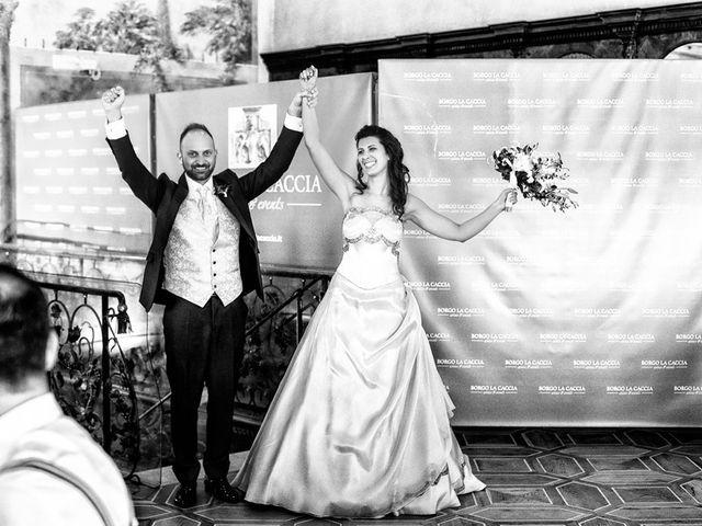 Il matrimonio di Davide e Samanta a Porto Mantovano, Mantova 66