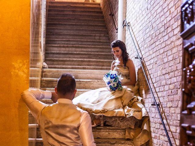 Il matrimonio di Davide e Samanta a Porto Mantovano, Mantova 72