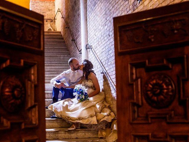 Il matrimonio di Davide e Samanta a Porto Mantovano, Mantova 73