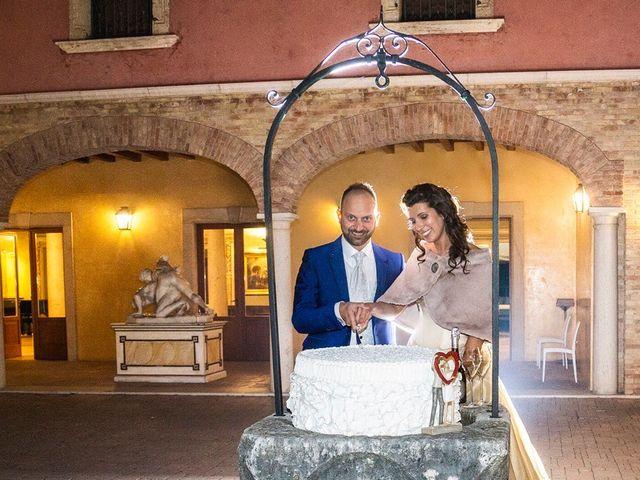 Il matrimonio di Davide e Samanta a Porto Mantovano, Mantova 80