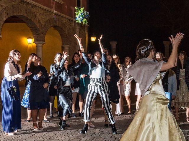Il matrimonio di Davide e Samanta a Porto Mantovano, Mantova 81