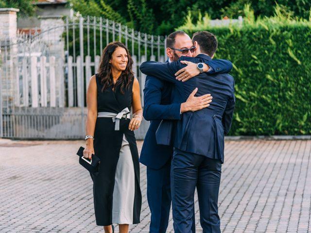 Il matrimonio di Stefano e Silvia a Monforte d'Alba, Cuneo 8